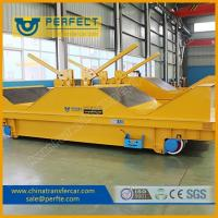 Wholesale Motoried railway vehicle coil transfer car BDG-25T using in steel factory from china suppliers