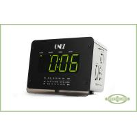 multi function digital clock radio with alarm usb sd. Black Bedroom Furniture Sets. Home Design Ideas