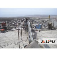 Wholesale 80 t/h High Efficiency Quartz Stone Crushing Plant , Quartz Crusher Machine from china suppliers