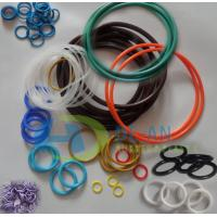Wholesale Black ABS Sanitary Viton Viton O Ring With Heat Resistant Material from china suppliers