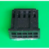 Wholesale Good quality connector housing 2.54mm pitch dual row 2*5pin wafer plastic plug housing from china suppliers
