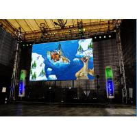 Wholesale SMD2121 Full Color Indoor LED Screen Rental with 576x576 mm die casting cabinet from china suppliers