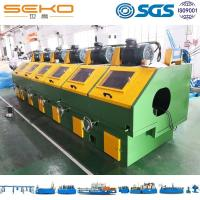 China Mirror Polishing External Grinding Machine for Round Pipe Welding Line for sale