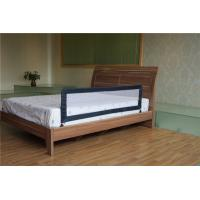 Wholesale Black Safety Slat Bed Guard Rails With Non-corner ,Convertible Crib  Guard Rails from china suppliers