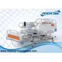 Wholesale Three Function Electric Hospital Bed For Elderly With Chair Position from china suppliers