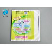 Wholesale Professional baby diaper printing plastic packaging bags / pouches from china suppliers