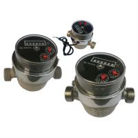 Wholesale Plastic Residential Mechanical Water Meter For Drinking Water Measuring from china suppliers
