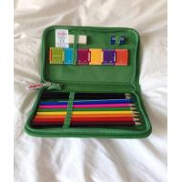 Wholesale Customized Kids Stationery Set Zip Around Pencil Case from china suppliers