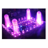 Buy cheap Rectangular / Square Dancing Water Fountain Equipment Portable Music Control from wholesalers