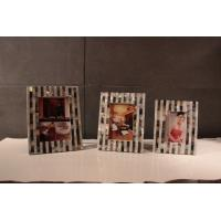 Wholesale Artistic & Practical Customized Picture Frames Plywood Frame With Shell from china suppliers