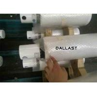 Buy cheap 42CrMo Chrome Plated Steel Bar Hydraulic Cylinder Hollow Piston Neutral Salt Spray Test 500 Hours from wholesalers