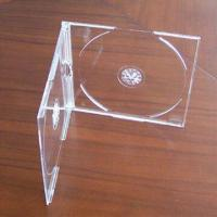 Wholesale CD Jewel Case with Thickness of 5.2mm, for Single or Double CDs, Available in Various Colors from china suppliers