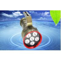 Wholesale Waterproof Underwater Dive Lights Underwater 100M Portable Diving Torch from china suppliers