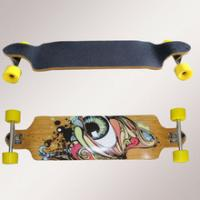 Wholesale Bamboo Longboard Drop Down from china suppliers