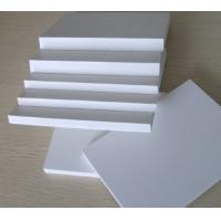Wholesale Thickness 5mm 10mm PVC Foam Board Sheet White Furniture White PVC Sheet from china suppliers