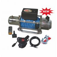 Wholesale 16800 lbs Heavy Duty Electric Capstan Winch for truck from china suppliers