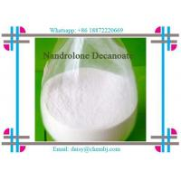 Wholesale Nandrolone Decanoate Steroid Liquid For Effective Bodybuilding CAS 360-70-3 from china suppliers