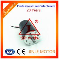 Quality 24 V 200W S1 Duty Micro DC Motor OD 63mm Long Time Working for sale