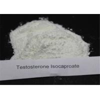 Wholesale Purity 99% Anabolic Steroids Testosterone Isocaproate CAS 15262-86-9 For Muscle Gaining from china suppliers