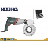 Wholesale Low Noise Electric Pipe Cutter , Pipe Cold Cutting Tools Long Life from china suppliers