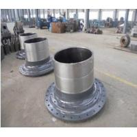 Wholesale Forged Forging Steel Limestone Gypsum Slag Coal Cement Ball Mill Trunnion Bearings from china suppliers