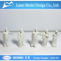 Wholesale OO Scale Model Train Figures For Architects / Students 5.5cm Height from china suppliers