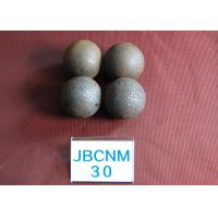 Wholesale Hot Rolling / Forged Grinding Steel Ball  for Mining and Cement Mill 62-63hrc Surface Hardness from china suppliers