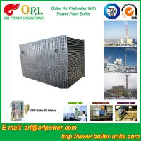 Wholesale 80 Ton Gas Boiler Air Preheater In Thermal Power Plant , AirPre Heater from china suppliers