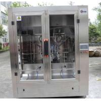 Wholesale Full Automatic Cooking Oil Filling Machine , Edible Oil Packaging Plant For Pet Bottle from china suppliers