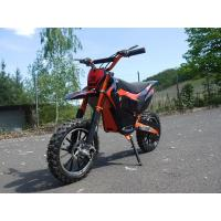 Wholesale 500w Electric Dirt Bike For Kids With Offroad Tire And 70kg Playload from china suppliers