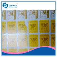 Wholesale Die Cut Vinyl Stickers , Silk Screen Fragile Labels For Car / Motorcycle from china suppliers