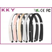 Wholesale Digital Bluetooth Headset CSR CVC Noise Reduction Headphone for Mobile Phone Smartphone from china suppliers