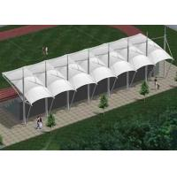 Wholesale Fireproof Tension Membrane Structures Sun Shade Canopy For Outdoor Event from china suppliers