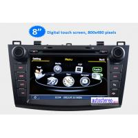 Wholesale 8 Inch Japanese Car Stereo for Mazda , Mazda 3 Touch Screen Radio from china suppliers