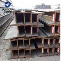 Buy cheap GB standard steel profile hot rolled welded H beam / steel h-beam sizes from wholesalers
