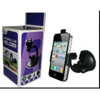 Wholesale Black Car Mobile Phone Holders Can 360 Degree Rotating Support Holder from china suppliers