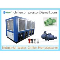 Wholesale 250kw Screw Type Compressor Air Cooled Water Chiller for Injection Machines from china suppliers