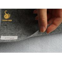 Wholesale 4m Non Woven Material Fabrics PVC Dotted Polyester Non-slip Fabric Felt from china suppliers