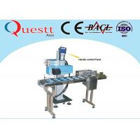 Wholesale 30W RF CO2 Online Laser Marking Machine System for Automatic production from china suppliers