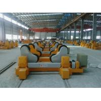 Wholesale 100ton Conventional Pipe Welding Rotator , Pipe Rotators for Welding from china suppliers