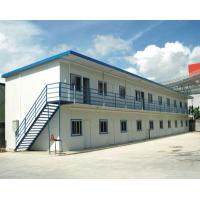 Wholesale Easy Construction Sandwich Panel Steel Portable House For Worker Residing from china suppliers