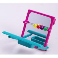 Wholesale bird cage perch with mirror plastic bird toy for budgies from china suppliers