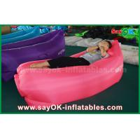 Wholesale Light Weight Waterproof Inflatable Sleeping Air Bag With Pockets from china suppliers