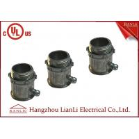 Wholesale 1/2 EMT Set Screw Connector 3/4ConduitConnector Electrical Conduit Accessories from china suppliers