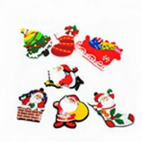 Wholesale Beautiful Design Eco-friendly Silicone Fridge Magnet made in China from china suppliers