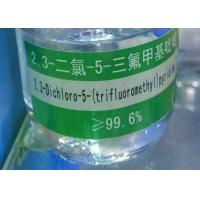 Quality DCTF Intermediate 2 3-Dichloro-5-Trifluoromethyl Pyridine 99.6% High Assay 6000MT for sale