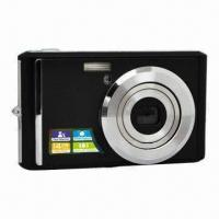 Buy cheap Maximum 14MP Digital Camera with 2.7-inch TFT LCD and Internal Lithium Battery from wholesalers