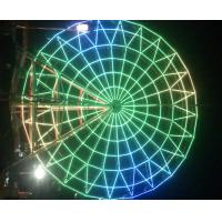 Wholesale Super Color Amusement Park Led Rgb Pixel Ferris Wheel Decoration from china suppliers