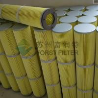Wholesale FORST Industrial Cement Plant Bag Filters for Cement Dust Collecting from china suppliers