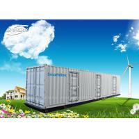 Wholesale 1750KVA 1400KW Container Generator Set 16 Cylinders Super Silent from china suppliers